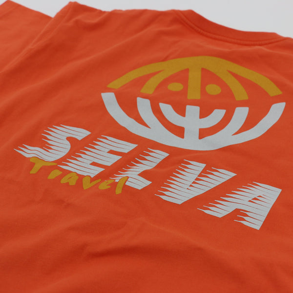 selva travel t-shirt tshirt, 100% organic cotton Selva Holiday Enterprise is a streetwear resortwear brand from Algarve , Portugal  Free Shipping WORLDWIDE