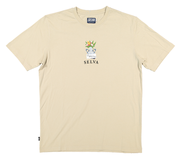 Guest house t-shirt 100% Organic Cotton. Selva Apparel is a streetwear brand from Algarve , Portugal