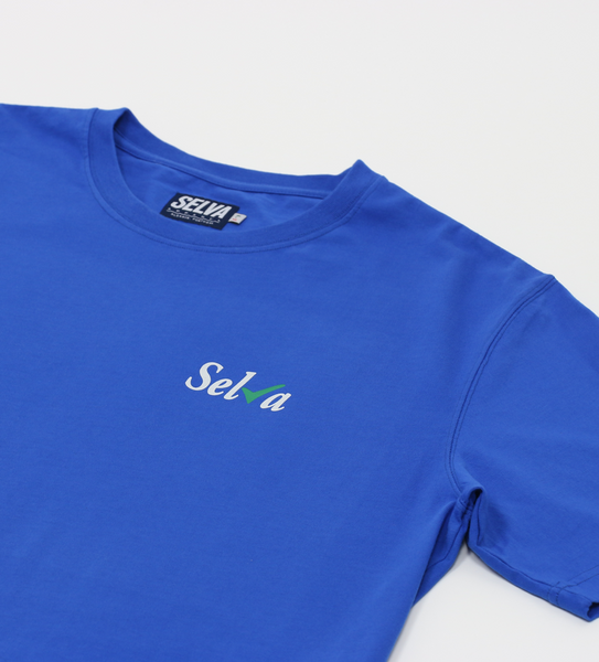 Perfect Holiday t-shirt 100% Organic Cotton. Selva Apparel is a streetwear brand from Algarve , Portugal
