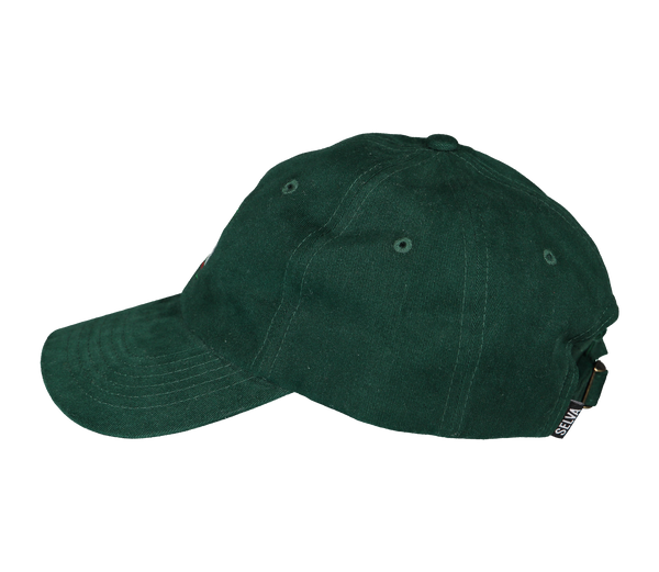 Palmeira golf hat. Selva Apparel is a streetwear brand from Algarve , Portugal