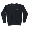 sunset black sweater 100% organic cotton Selva Holiday Enterprise is a streetwear resortwear brand from Algarve , Portugal  Free Shipping WORLDWIDE