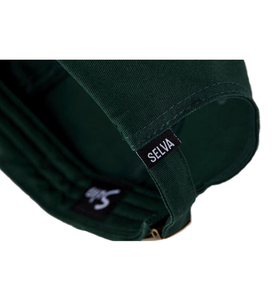 Cotton  Embroidery Hat Hats Cap Caps 5-panel 5 panel  daddy hat dad-hat daddy-hat dad hat brass metal closure streetwear street-wear Portugal Lisbon Algarve brandCotton  Embroidery Hat Hats Cap dad-hat Selva Apparel is a clothing brand from Algarve , Portugal