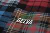 Plaid summer jacket 100% Organic Cotton.  Selva Apparel is a streetwear brand from Algarve , Portugal