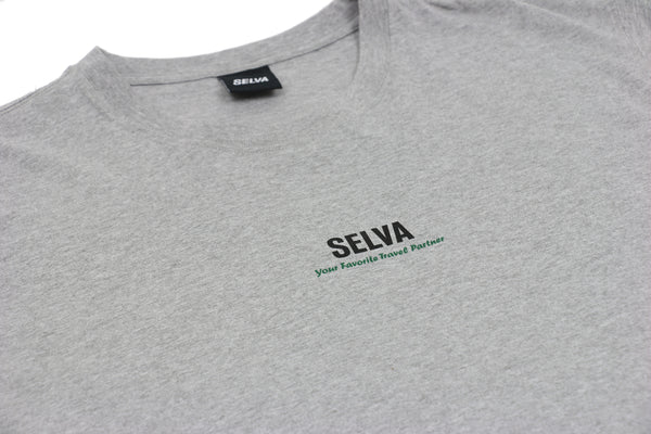 Travel Partner t-shirt Selva Apparel is a streetwear brand from Algarve , Portugal  Free Shipping WORLDWIDE