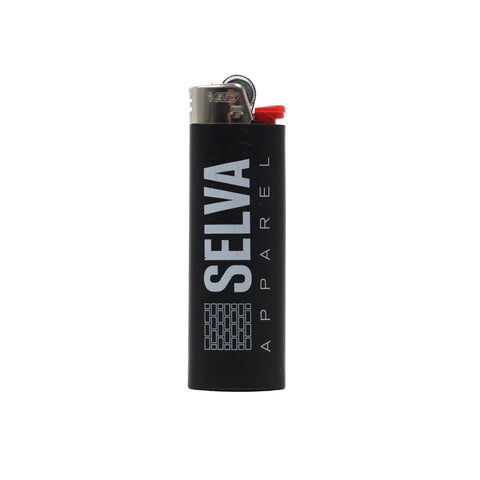 Horizontal Logo BiC Lighter