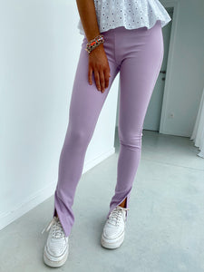 Pantalon Carolina lila