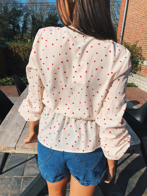 Blouse Redheart