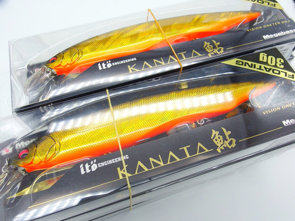 Megabass KANATA AYU has just arrrived in UK!!