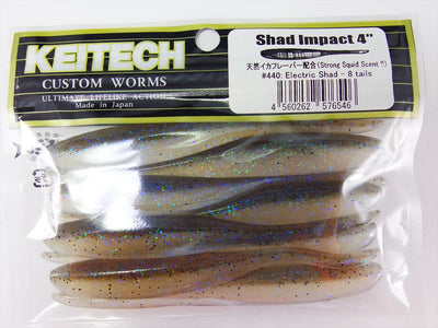 "SHAD IMPACT 4"" (UK STOCK)"
