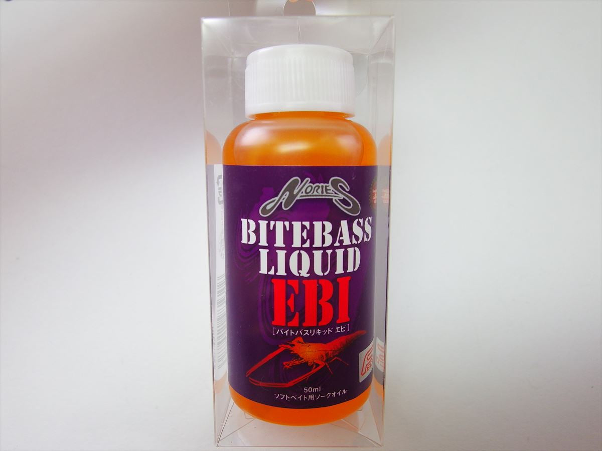 BITEBASS LIQUID EBI for Soft Bait