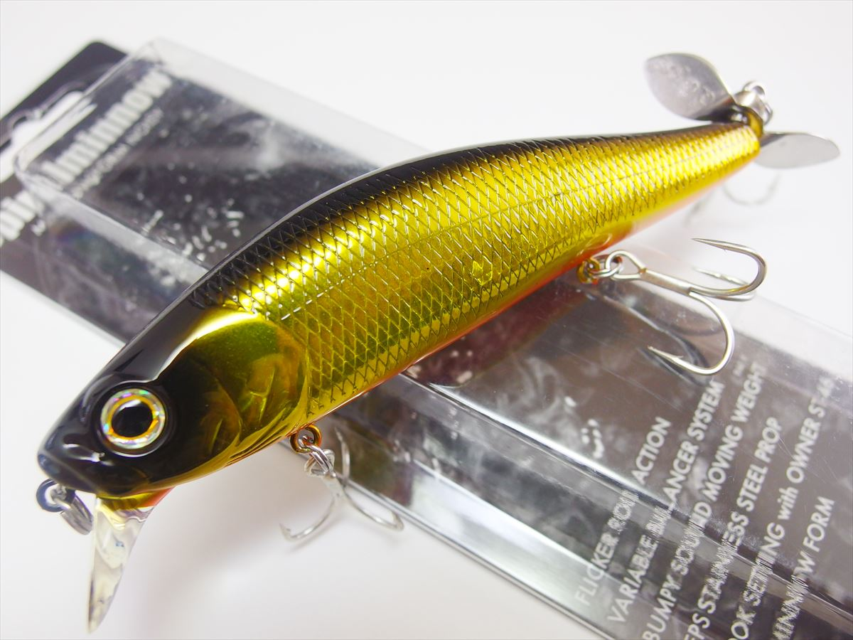 SPIRAL MINNOW 120mm