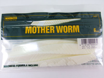 MOTHER WORM 6inch