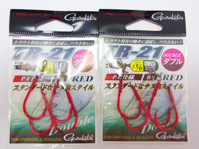 2pack x TR-21 DOUBLE for TROUT
