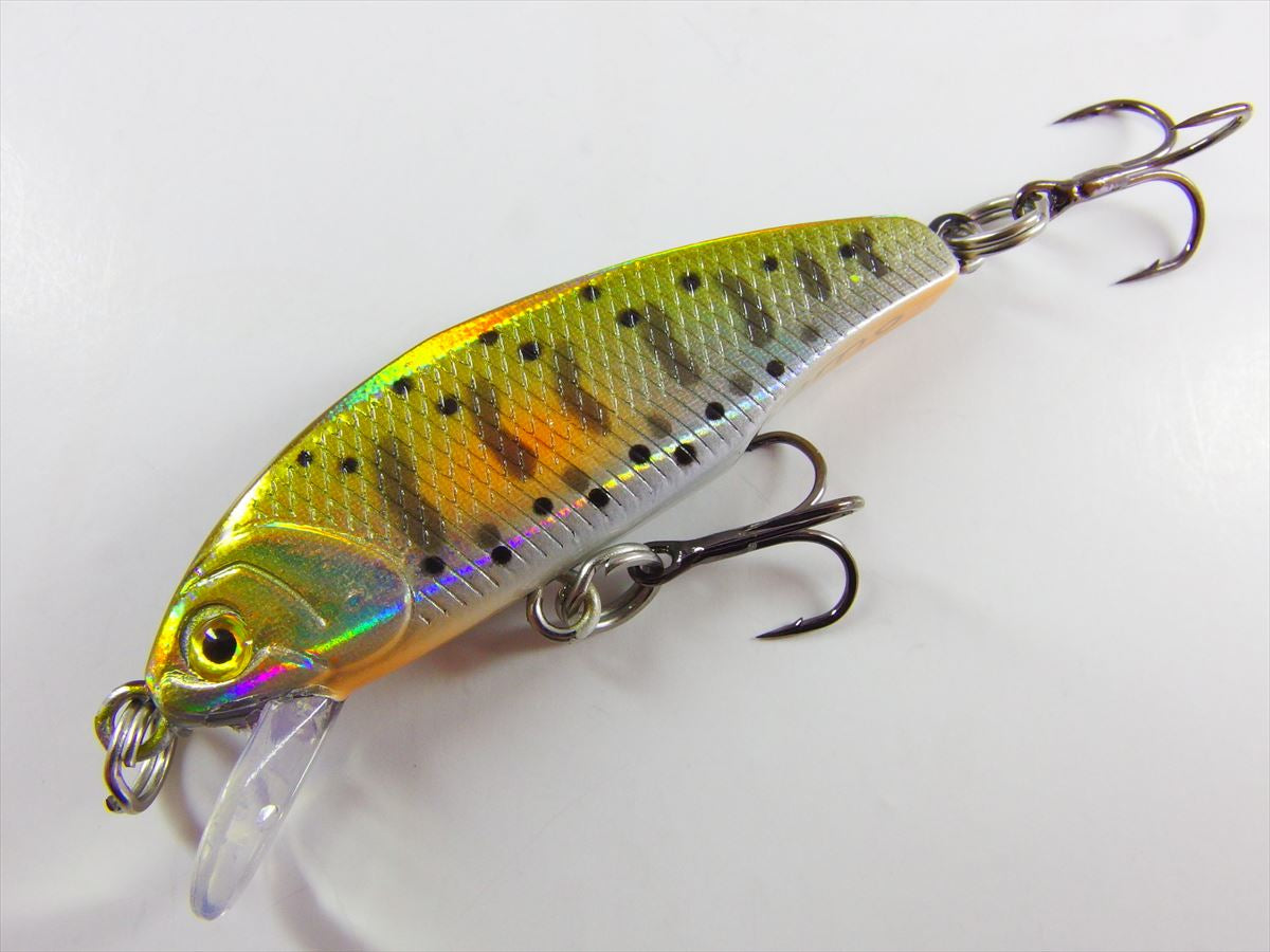 Heavy Sinking Flat Minnow 44mm 4.4g (D-INCITE Style)