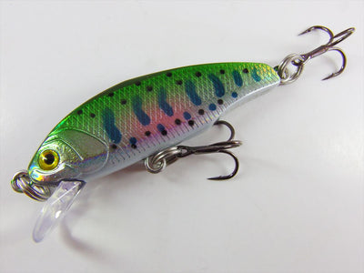momolures Flat Side Sinking Minnow 44mm D-INCITE Style