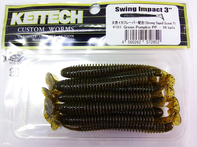 "SWING IMPACT 3"" (UK STOCK)"