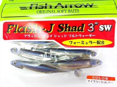 "FLASH-J Shad 3"" SW"