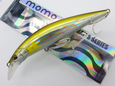 momolures G-CONTROL 40 120mm Style Minnow (UK STOCK)