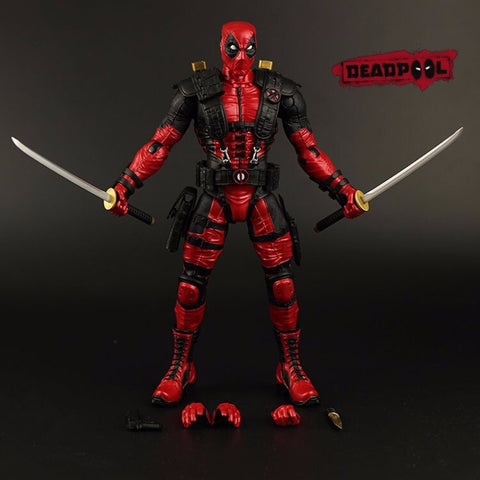 "Deadpool 10"" Marvel Legends Universe Action Figure"