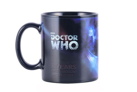 Doctor Who Disappearing Tardis Police Box Morphing Mug