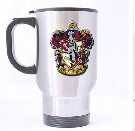 Gryffindor Harry Potter Custom Travel Mug