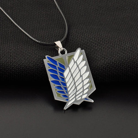 Attack On Titan Shingeki no Kyojin Necklace