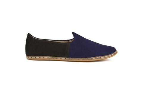 Men's Flat Fours Navy/Black - Flat Four Studios