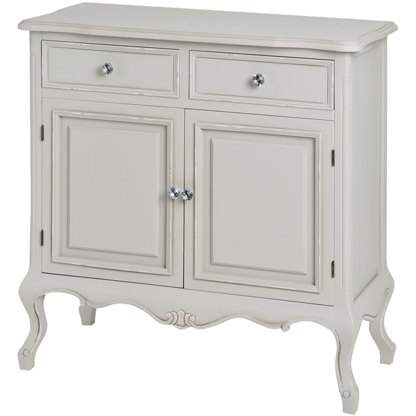 Fleur Two Drawer Dresser With Two Cupboards