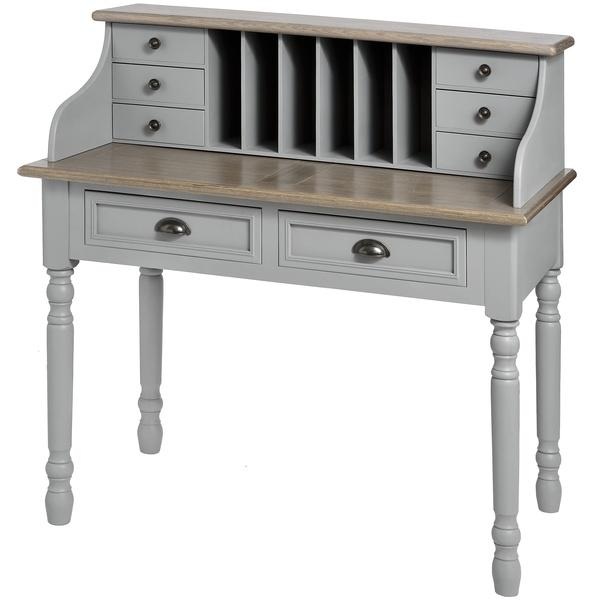 Churchill Two Drawer Desk
