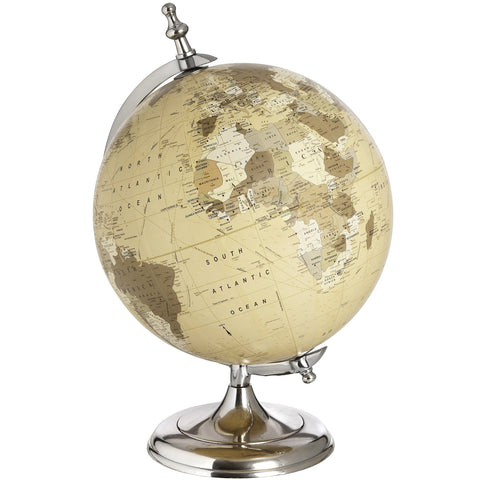 Chrome Desktop Globe