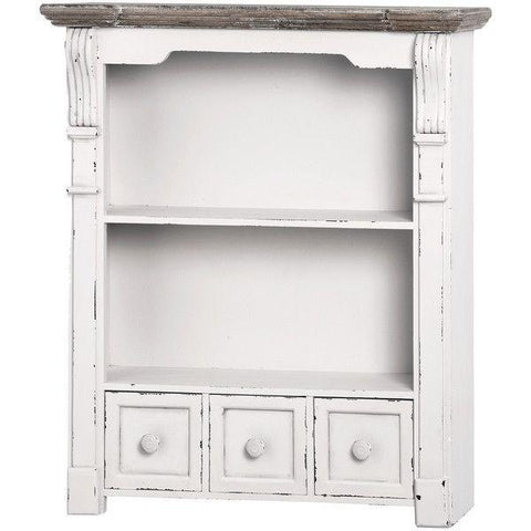 New England Shelving Unit