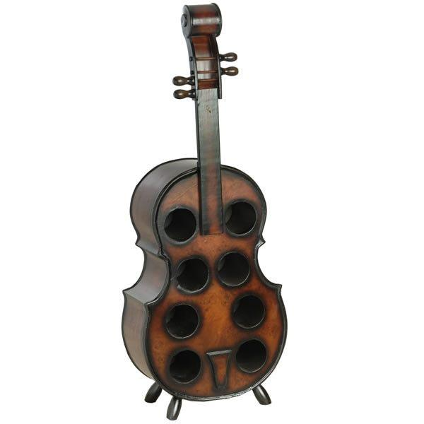 Cello Eight Bottle Wine Rack