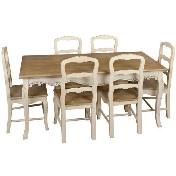 Country Large Dining Table