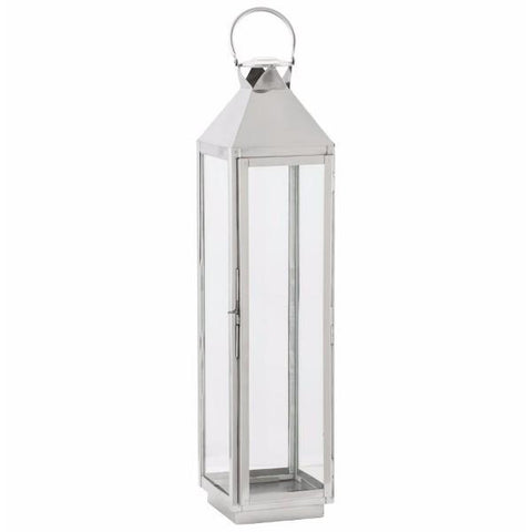 Tall Stylish Aluminium Lantern