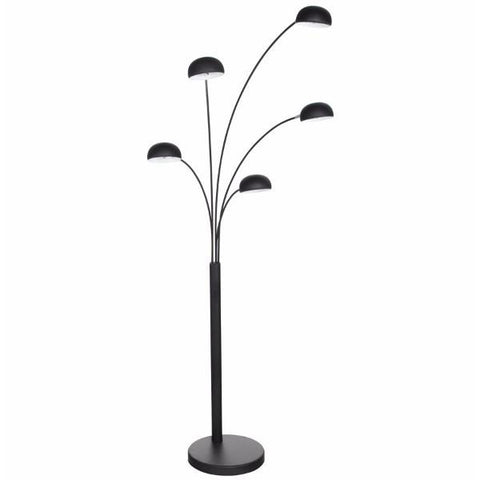 Five Headed Floor Lamp