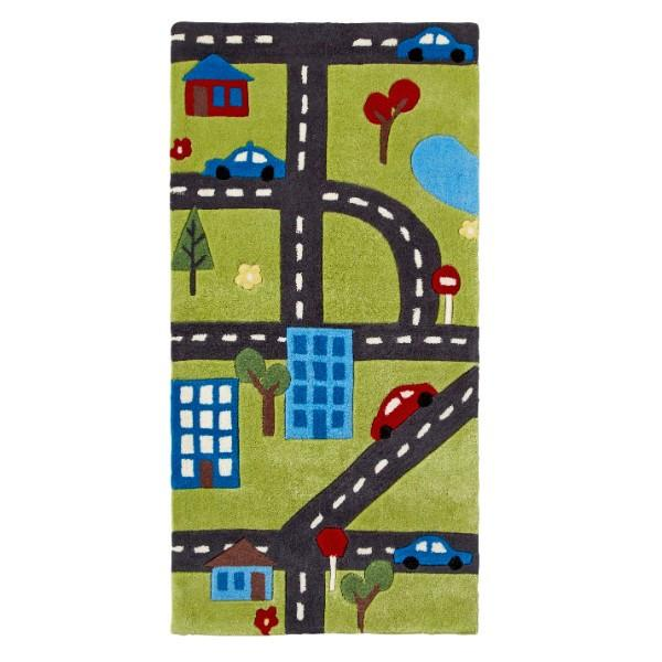 Kids City Roads Rug