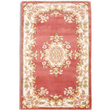 Pink Filled Jewel Rug