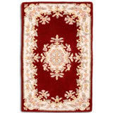 Red Filled Jewel Rug
