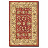 Red Antique Rug