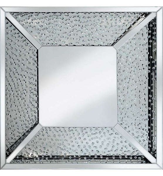 Rhombus Square Mirror