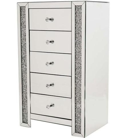 Gatsby 5 Drawer Tall Chest