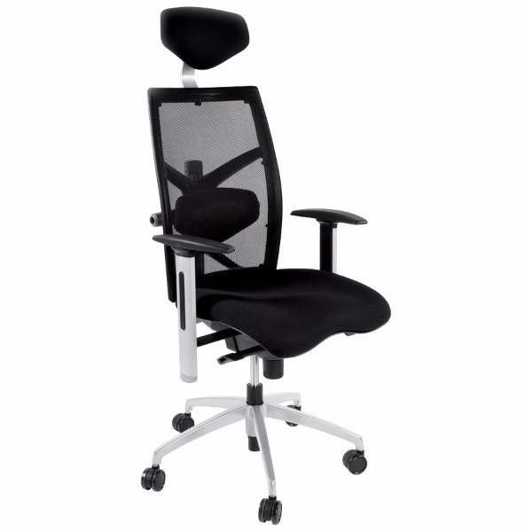 Black MIT Office Chair