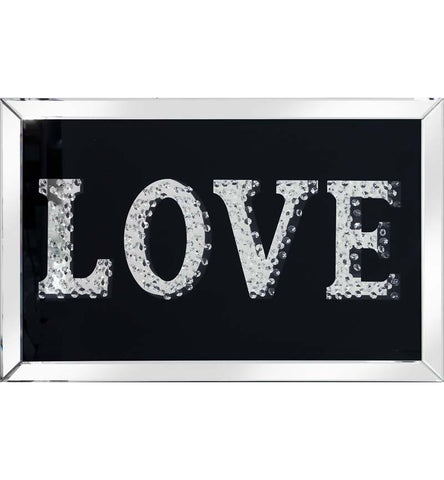 Rhombus Love Mirror