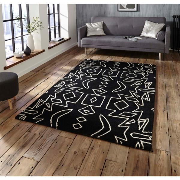 Spectrum Tribal Rug