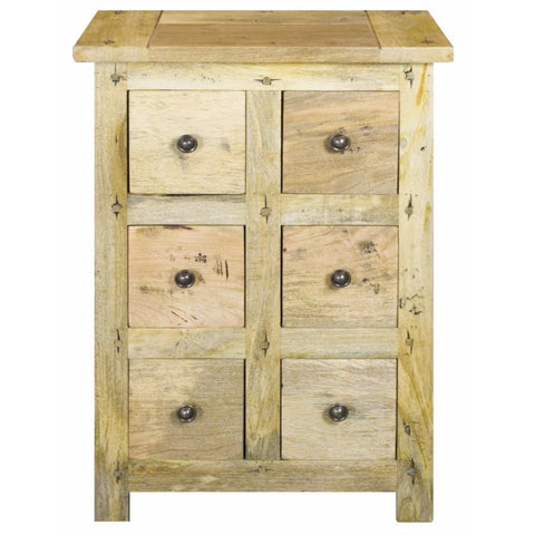 Granary Royale 6 Drawer CD Cabinet