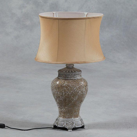 Gold Classic Table Lamp
