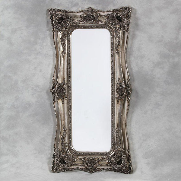 Tall Classic Ornate Mirror