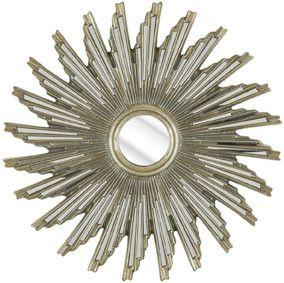Art Deco Starburst Mirror