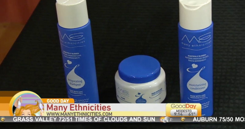 Many Ethnicities Featured on Good Day Sacramento