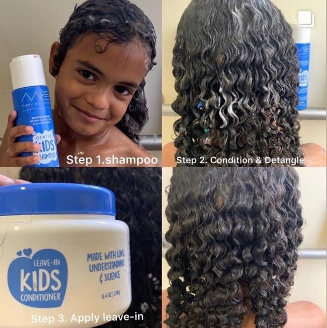 Kids Leave-In Conditioner